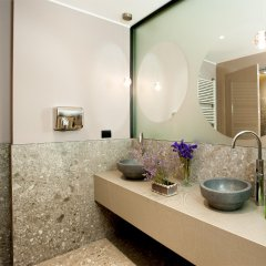 Отель Lombardia Италия, Милан - 1 отзыв об отеле, цены и фото номеров - забронировать отель Lombardia онлайн ванная