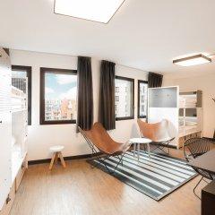 Отель Generator Paris Франция, Париж - 5 отзывов об отеле, цены и фото номеров - забронировать отель Generator Paris онлайн удобства в номере фото 2