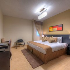 Апартаменты The Apartments Dubai World Trade Centre комната для гостей фото 4