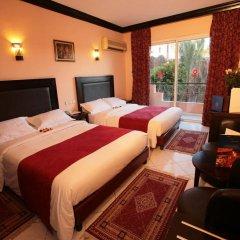 Отель Imperial Holiday Hôtel & spa Марокко, Марракеш - отзывы, цены и фото номеров - забронировать отель Imperial Holiday Hôtel & spa онлайн комната для гостей фото 2