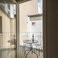 Отель Ognissanti 3 Bedrooms Италия, Флоренция - отзывы, цены и фото номеров - забронировать отель Ognissanti 3 Bedrooms онлайн балкон