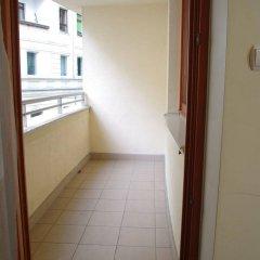 Отель Szucha Apartment Польша, Варшава - отзывы, цены и фото номеров - забронировать отель Szucha Apartment онлайн балкон