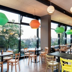 Отель a&o Amsterdam Zuidoost гостиничный бар