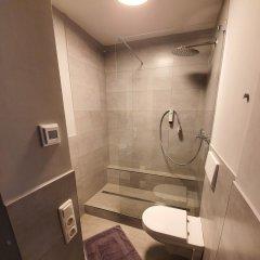 Отель FALKENTURM Мюнхен ванная фото 2