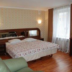 Гостиница Киевская на Курской комната для гостей фото 11