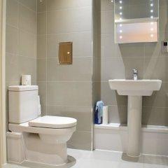 Отель 1 Bedroom Flat In Belsize Park Лондон ванная фото 2