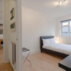 Отель 1 Bedroom Flat in Hoxton комната для гостей фото 4