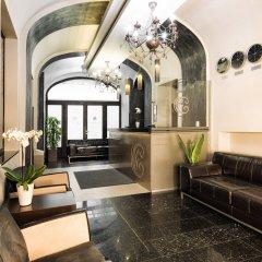 Carat Boutique Hotel интерьер отеля