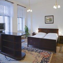 Отель EA Esplanade Apartmány Чехия, Карловы Вары - отзывы, цены и фото номеров - забронировать отель EA Esplanade Apartmány онлайн комната для гостей