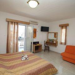 Отель Sarantis Hotel Греция, Ханиотис - отзывы, цены и фото номеров - забронировать отель Sarantis Hotel онлайн комната для гостей фото 3
