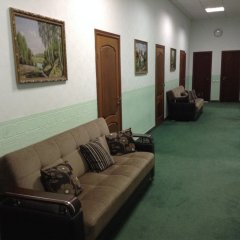 Хостел Комфорт Парк интерьер отеля фото 2