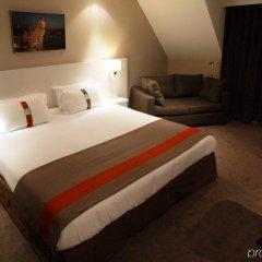 Отель Holiday Inn Paris - Auteuil комната для гостей фото 5