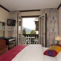 Отель Chalet-Hotel Larix Швейцария, Давос - отзывы, цены и фото номеров - забронировать отель Chalet-Hotel Larix онлайн балкон