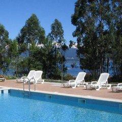 Hotel Abeiras бассейн фото 2