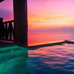 Отель Aminjirah Resort Таиланд, Остров Тау - отзывы, цены и фото номеров - забронировать отель Aminjirah Resort онлайн бассейн фото 2
