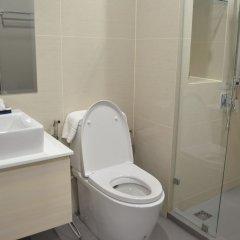 Отель Wooden Suites (the Rich @sathorn-taksin) Бангкок ванная