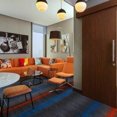 Отель Aloft Me'aisam, Dubai комната для гостей фото 5