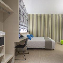 Отель B&B Hotel Bergamo Италия, Бергамо - 7 отзывов об отеле, цены и фото номеров - забронировать отель B&B Hotel Bergamo онлайн сейф в номере