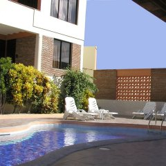 Отель Garant & Suites Бока Чика бассейн фото 2