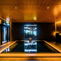 Отель ANA InterContinental Beppu Resort & Spa Япония, Беппу - отзывы, цены и фото номеров - забронировать отель ANA InterContinental Beppu Resort & Spa онлайн бассейн фото 2