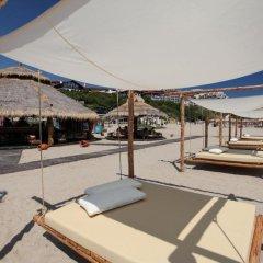Отель Южный Берег Свети Влас пляж