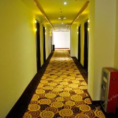 Zhuxing Hotel (Jiangxia Metro Station) интерьер отеля фото 2