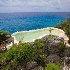 Отель Great Huts Ямайка, Порт Антонио - отзывы, цены и фото номеров - забронировать отель Great Huts онлайн пляж