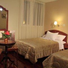 Manhattan Inn Airport Hotel комната для гостей фото 5