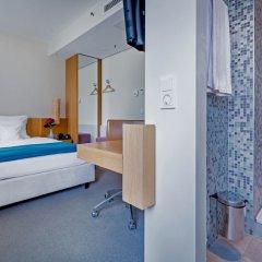Отель Lindner Hotel Am Ku'damm Германия, Берлин - 9 отзывов об отеле, цены и фото номеров - забронировать отель Lindner Hotel Am Ku'damm онлайн комната для гостей фото 4