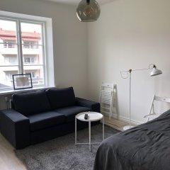 Апартаменты Hjorten Apartments Эребру комната для гостей фото 3