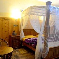 Отель Highcliffe Holiday Bungalow Шри-Ланка, Амбевелла - отзывы, цены и фото номеров - забронировать отель Highcliffe Holiday Bungalow онлайн комната для гостей фото 5
