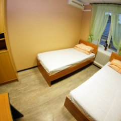 Tikhy Tchas Nikitskaya Capsule - Hostel Москва комната для гостей фото 3