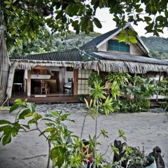 Отель Fare Edith Французская Полинезия, Муреа - отзывы, цены и фото номеров - забронировать отель Fare Edith онлайн