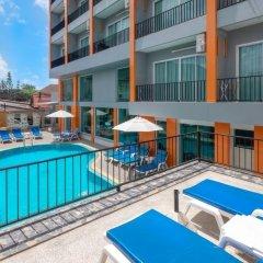 Chabana Kamala Hotel балкон