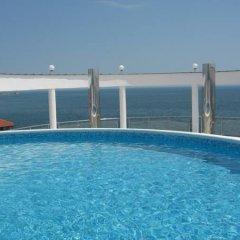 Отель Aparthotel Blue Marine Болгария, Равда - отзывы, цены и фото номеров - забронировать отель Aparthotel Blue Marine онлайн бассейн