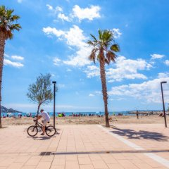 Отель Ahinoa Испания, Курорт Росес - отзывы, цены и фото номеров - забронировать отель Ahinoa онлайн пляж