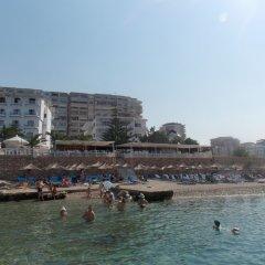 Отель Kompleks Joni Албания, Саранда - отзывы, цены и фото номеров - забронировать отель Kompleks Joni онлайн приотельная территория фото 2