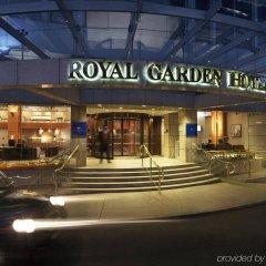 Отель Royal Garden Hotel Великобритания, Лондон - 8 отзывов об отеле, цены и фото номеров - забронировать отель Royal Garden Hotel онлайн развлечения
