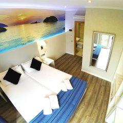 Отель Hostal Boqueria пляж