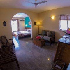 Отель Pride Sun Village Resort And Spa Гоа комната для гостей