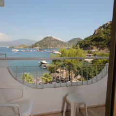 Mar-Bas Hotel - All Inclusive балкон