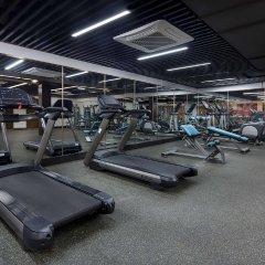 Отель Ramada Shanghai East фитнесс-зал