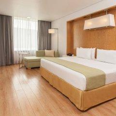 Отель Nh Collection Mexico City Airport T2 Мехико комната для гостей фото 4