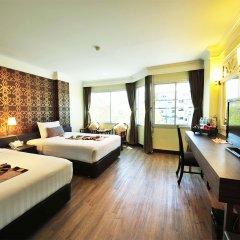 Jomtien Garden Hotel & Resort комната для гостей