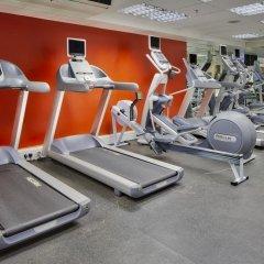 Отель Hilton London Metropole фитнесс-зал