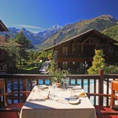 Mont Blanc Hotel Village питание