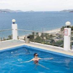 Sun City Hotel Нячанг бассейн