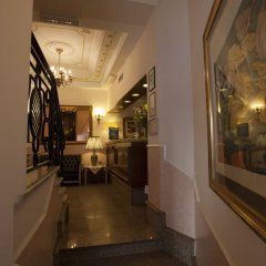 Отель Doria Италия, Рим - 9 отзывов об отеле, цены и фото номеров - забронировать отель Doria онлайн интерьер отеля фото 6