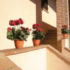 Отель Casa Vacanze Nonna Vittoria Сполето балкон