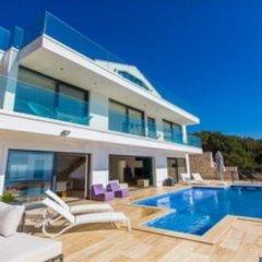 Villa Marvellous by Akdenizvillam Турция, Калкан - отзывы, цены и фото номеров - забронировать отель Villa Marvellous by Akdenizvillam онлайн фото 2
